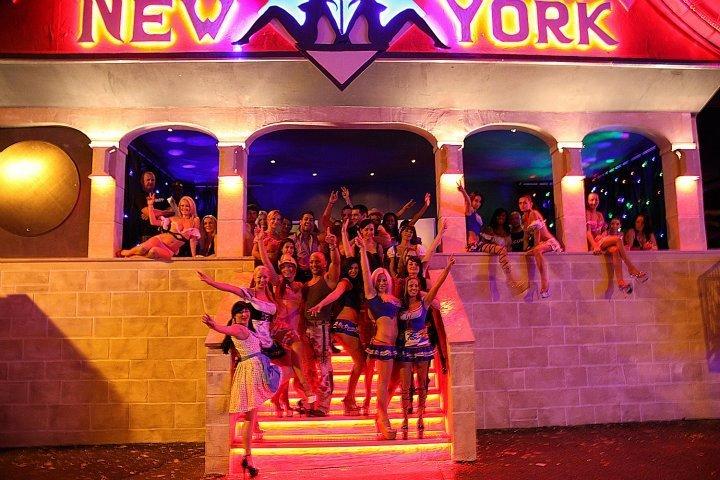 Club Tabledance Munich York Nightclub New Night Pewed