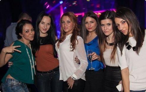 Night Braov Club In Romania Girls In