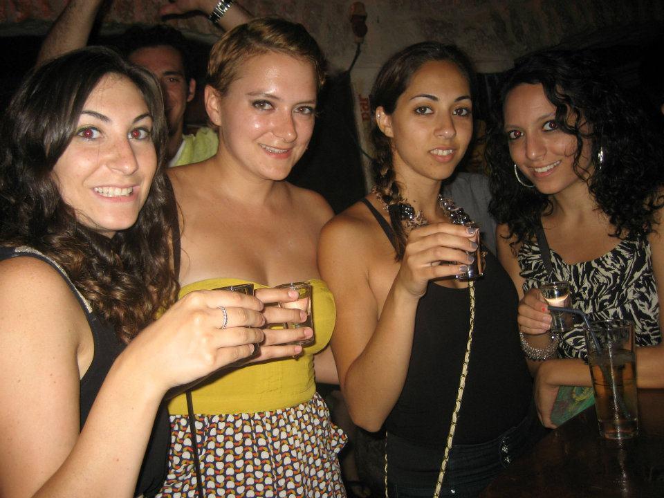 In Night Jerusalem Girls Israel In Club Nice