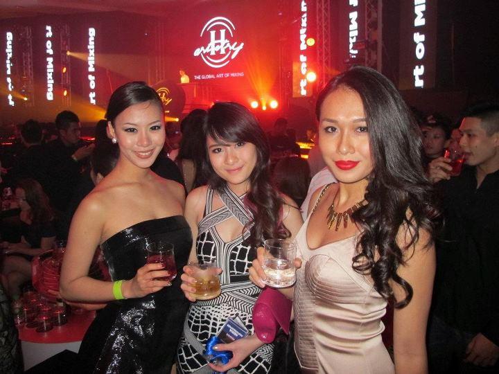 Penang In In Girls Club Malaysia Night Chelsea