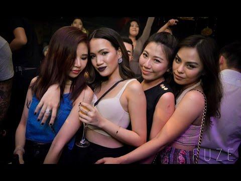 Club Girls In Night Penang Malaysia In Roshnidixit
