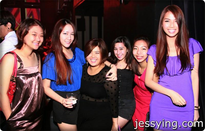 Girls In Night Club In Penang Malaysia