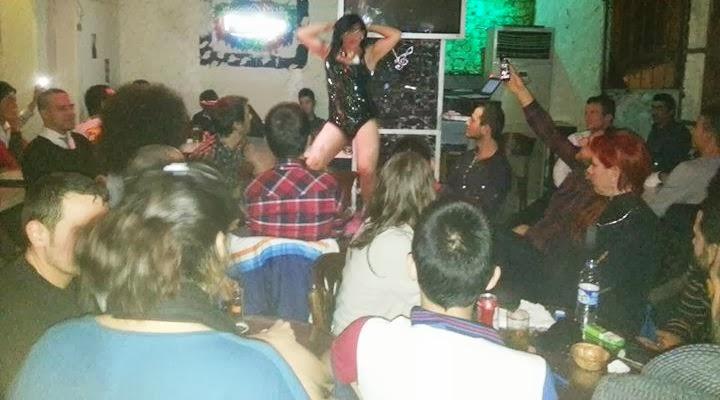 Dat Gay Istanbul Haspa Bar Cafe