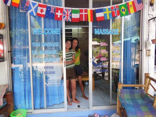 Hong Thai Massage Dublin Parlors