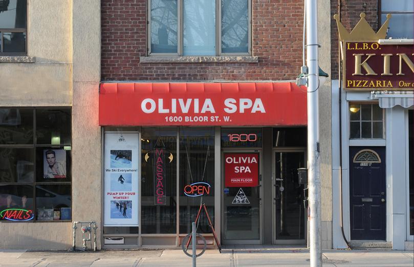 Spa Massage Parlors Toronto Kartika