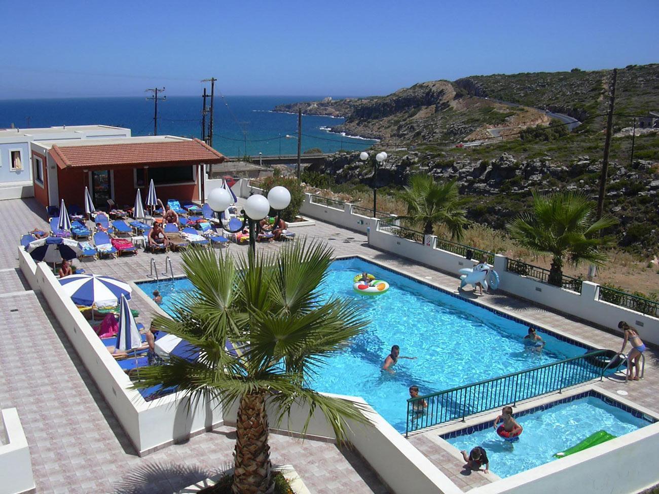 Love Hotels In Spain Greece