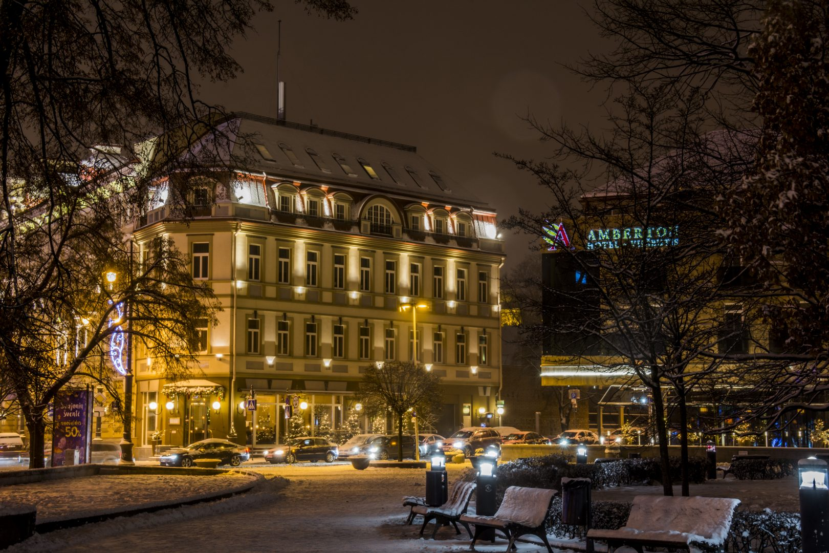 Pearl Hotels Lithuania Vilnius Love In
