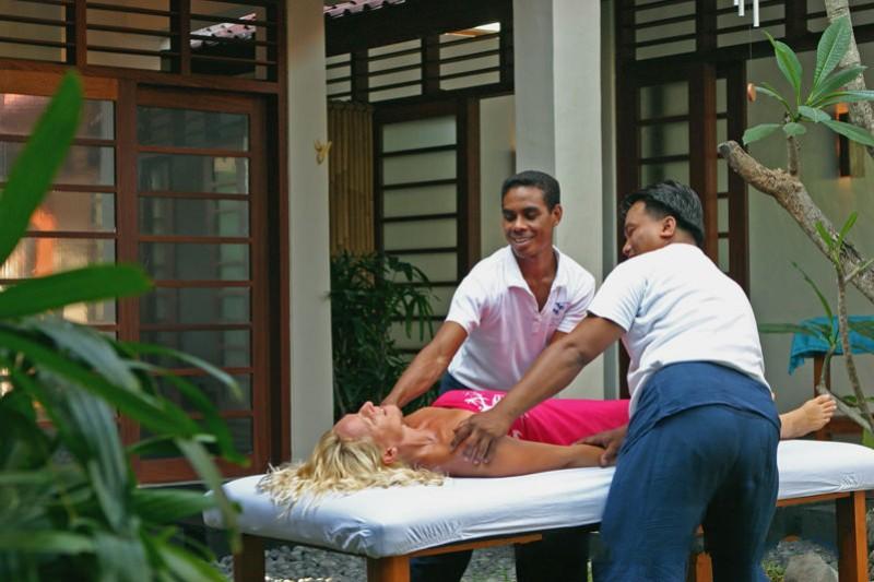 Parlors Indonesia Massage In Bali Subang