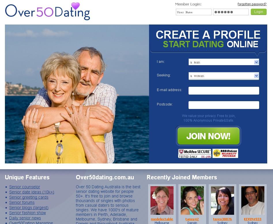 Free Online Dating Site Australia New In Heat