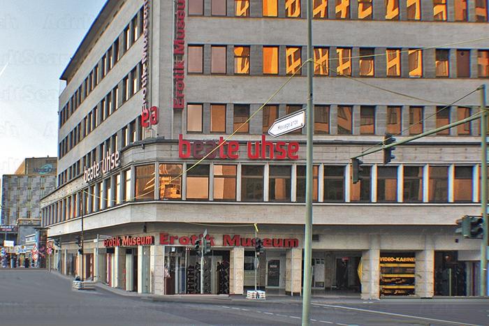 Berlin Sex Shops Peitschenhandel Grosse