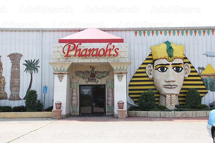 Gentlemens Buffalo Pharaohs Strip Club Tan