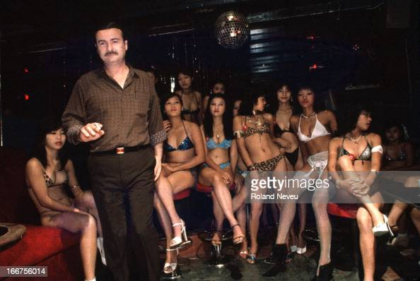 Krakw Prestige Strip Club Night