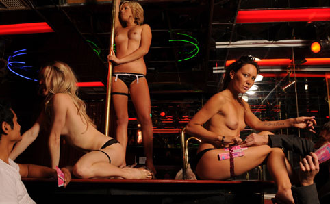 Club Las Adult Pussycats Strip Nightclub Vegas