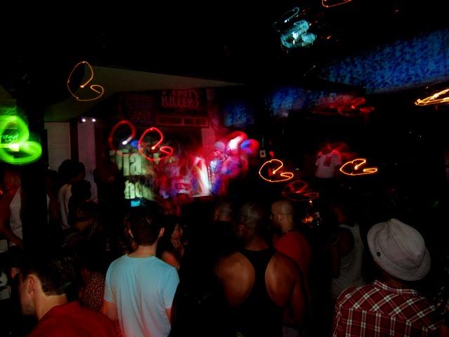 Sky Garden Bali Night Club