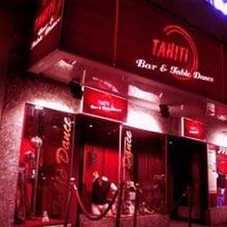 Bar Stuttgart Tahiti Club Strip Tabledance And