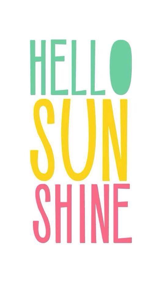 Texas Sunshine Hi Sunshine