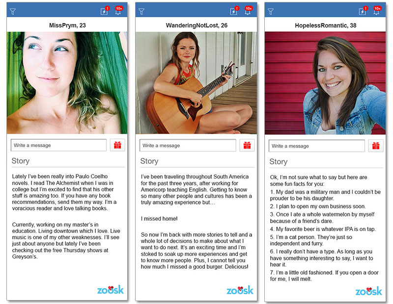 Top Four Ways To Ace Your Dating Profile